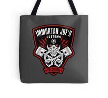 Immortan Joe's Customs Tote Bag