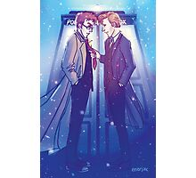 Ten and Eleven Photographic Print
