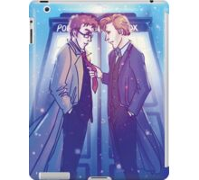 Ten and Eleven iPad Case/Skin