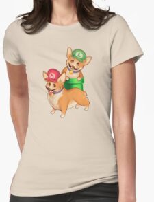 Plumber Pups Womens Fitted T-Shirt