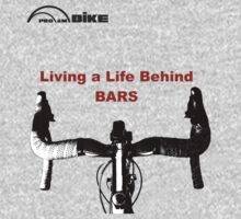 Cycling T Shirt - Life Behind Bars by ProAmBike