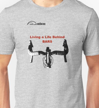Cycling T Shirt - Life Behind Bars Unisex T-Shirt