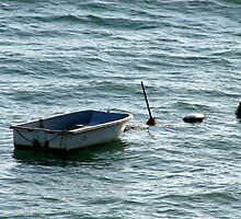 Alone On The Sea by Kimberly Miller