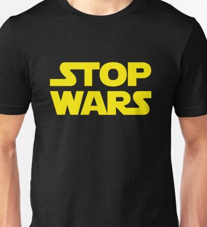 STOP WARS 2 Unisex T-Shirt