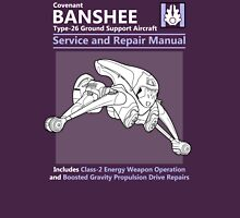 Banshee Service and Repair Manual Unisex T-Shirt