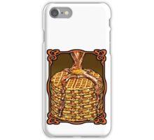 WAFFLES!! iPhone Case/Skin