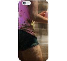 Serving Mud iPhone Case/Skin