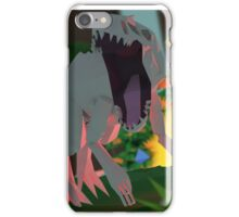 Indominous Roar iPhone Case/Skin