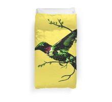 Hummingbird Highway Duvet Cover