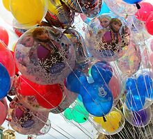 Disney Ballons by ImagineerMerch