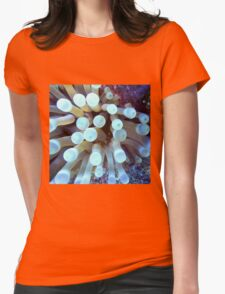 Sea Anemone Womens Fitted T-Shirt
