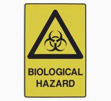 Biological hazard by Johan Larson