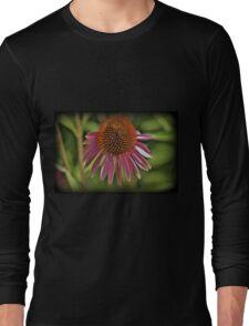 Spine Burst Long Sleeve T-Shirt