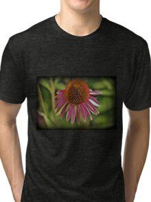Spine Burst Tri-blend T-Shirt