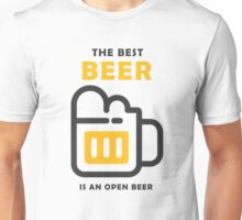 The Best Beer Unisex T-Shirt