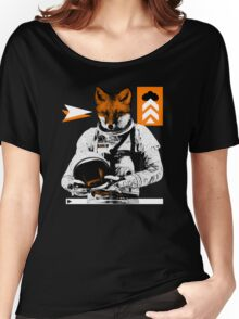 The Fastest Fox Women's Relaxed Fit T-Shirt