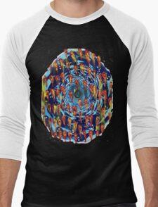 Vortex To HELL Men's Baseball ¾ T-Shirt