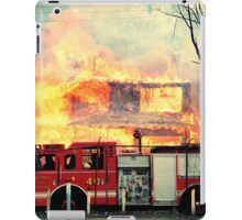 Detroit Fire Department  iPad Case/Skin