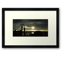 Sterling Silver Framed Print
