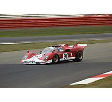Ferrari 512S Photographic Print