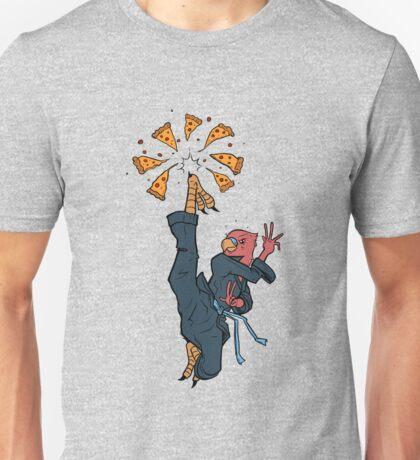 Karate Slice Unisex T-Shirt
