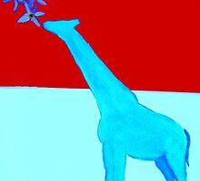 Even A Giraffe Dreams by Marklin Fleshman