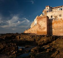 Old Medina, Essaouira, Morocco by Thomas Young