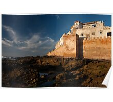 Old Medina, Essaouira, Morocco Poster