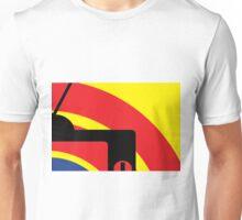 MediaHead_2 Unisex T-Shirt
