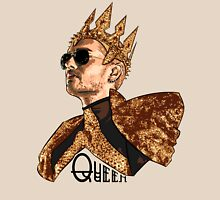 Queen Bill - Black Text Unisex T-Shirt