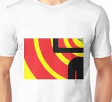 MediaHead_3 Unisex T-Shirt