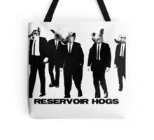 Reservoir Hogs Tote Bag