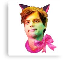 Gubler Cat Canvas Print