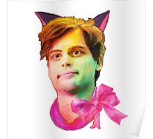 Gubler Cat Poster