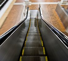 Escalator by Daniel Peut