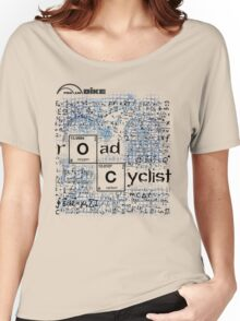 Cycling T Shirt - Road Cyclist Women's Relaxed Fit T-Shirt