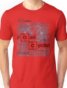 Cycling T Shirt - Road Cyclist Unisex T-Shirt
