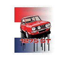 Mini 1275 GT Photographic Print