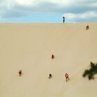Dune Scramble,S.A. by Joe Mortelliti