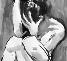 stricken by Loui  Jover