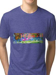 Power Of Love Tri-blend T-Shirt