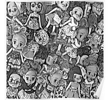 Dolls #3c Poster