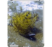 Yellow Christmas Tree Worm iPad Case/Skin
