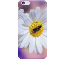 Fly on Daisy iPhone Case/Skin