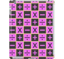 trish una pattern iPad Case/Skin