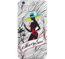 Mary Jane 2 iPhone Case/Skin