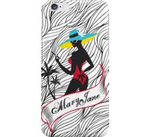 Mary Jane 2 iPhone Case/Skin