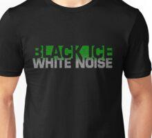 Black ICE\White Noise Unisex T-Shirt