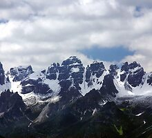 Stubaier Alps by AnnieSnel