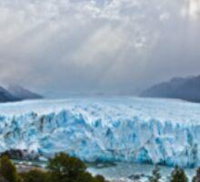 Glacier Argentina Sticker